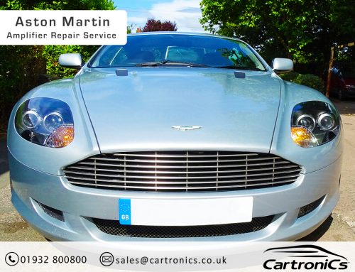 Aston Martin Amplifier Repair Service