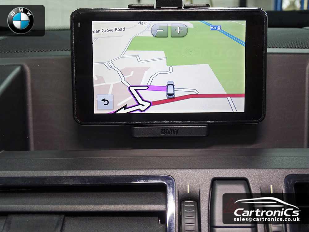 Bmw Z4 Navigation Upgrade