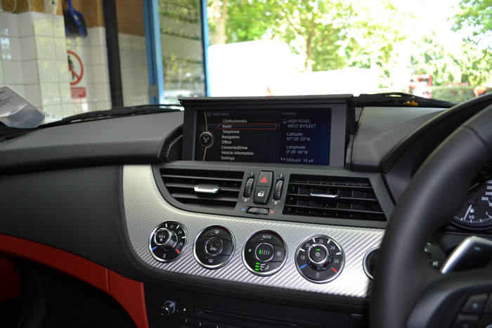 Bmw Z4 2012 Retrofit Original Bmw Dab Digital Radio