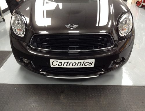 Mini Clubman Retrofit Rear Parking Sensors