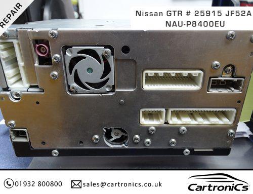 Nissan GTR Radio Repair