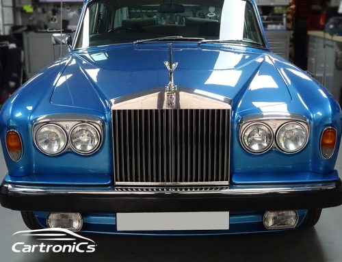 Rolls Royce Silver Shadow Radio & Audio Upgrades