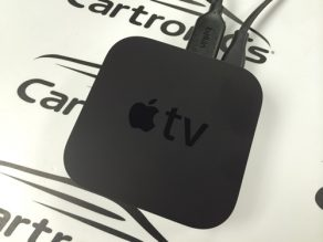 Apple TV for your car from Cartronics call 01932 800 800