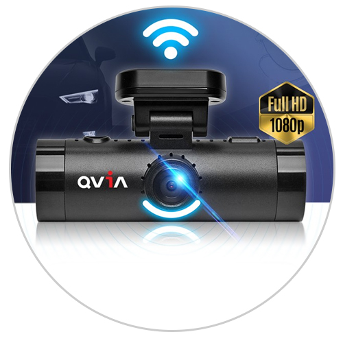 QVIA Dash Camera is simply the best you can get.