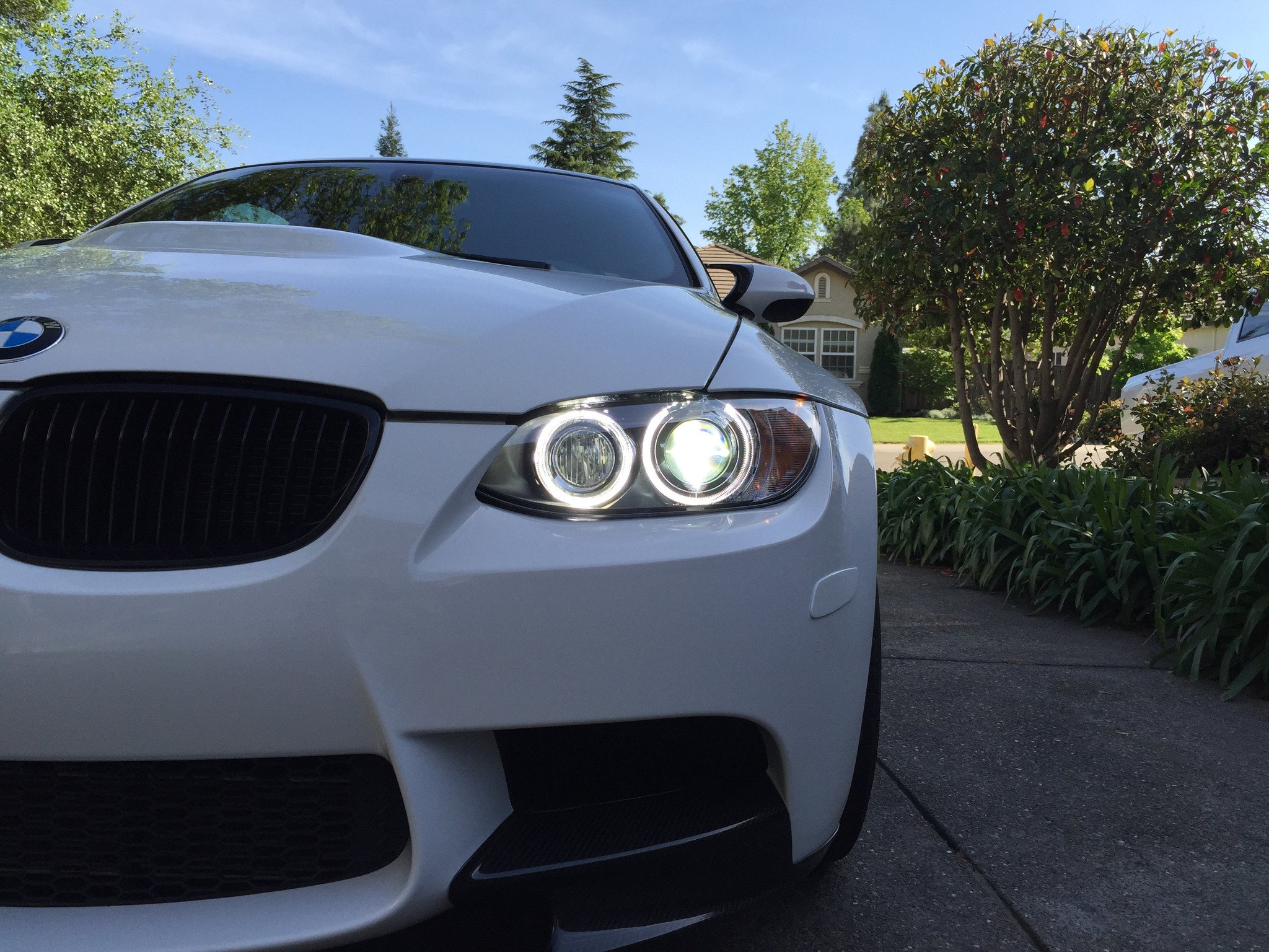 Example of LUX Angel Eyes H8180